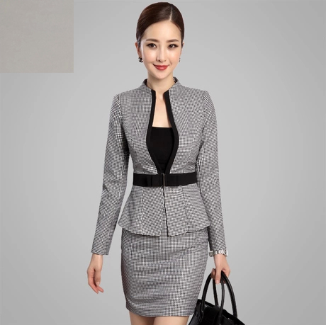 2014-quality-elegant-fashion-women-s-work-wear-set-autumn-and-spring-formal-ol-skirt-suits