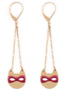 Boucles d'oreille Mon Chat - Boucles d'oreille - HOP HOP HOP