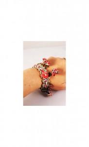 bracelet-gourmette-fantaisie-rouge-et-blanc