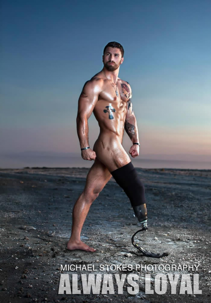 Mode et blessés de guerre