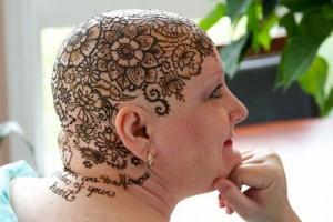 couronne de henné