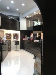 hasna boutique intérieur