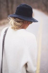 bonnet chignon