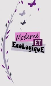 moderne et écologique