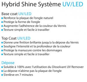 hybrid shine system