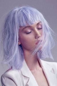cheveux lilas 2