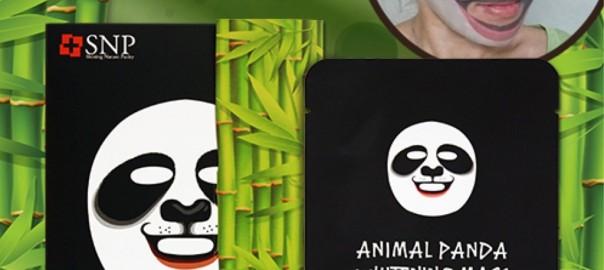 ANIMAL PANDA MASQUE