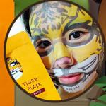 tigre masque