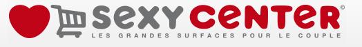 sexy center logo