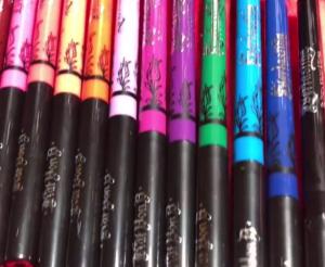 crayons à lèvres kat