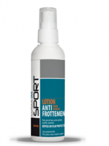 Lotion anti frottements