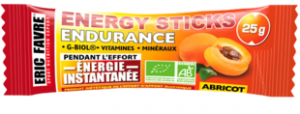 barre energy abricot