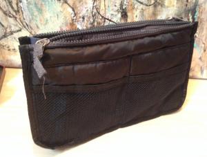 rangement sac noir