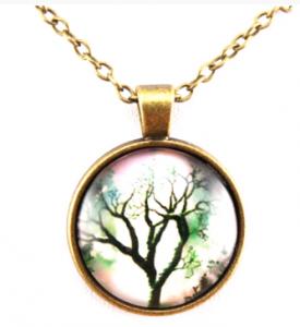 pendentif arbre 2