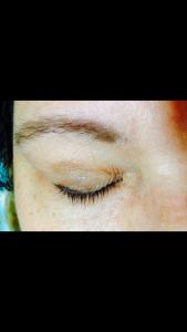 mascara résultat