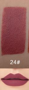 couelur rouge à lèvres