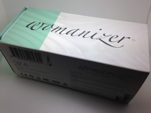 packaging womanizer pro40